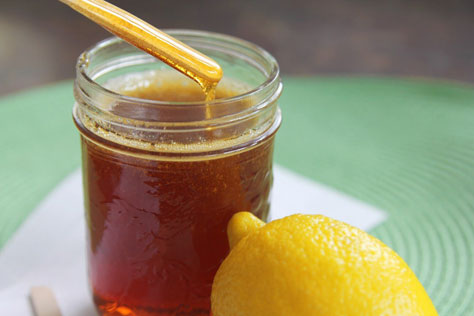 Рецепт сахарной пасты с медом