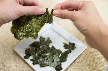Маска из водорослей ламинария для лица