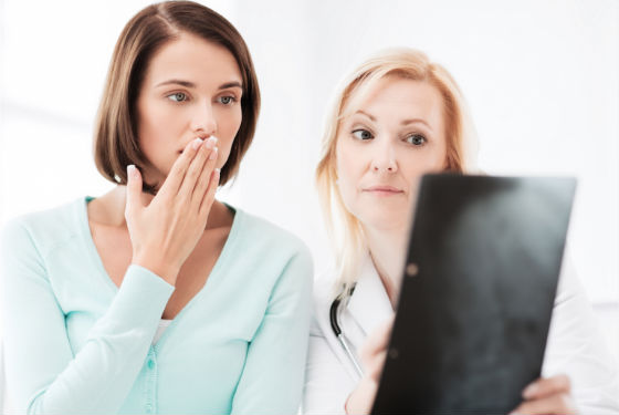 Маммография является одним из эффективных способов диагностики опухолей