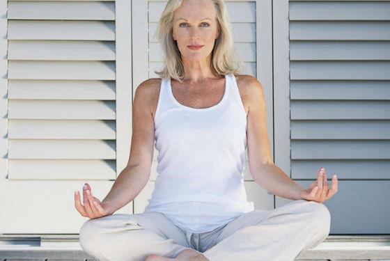Во время менопаузы важна физическая активность