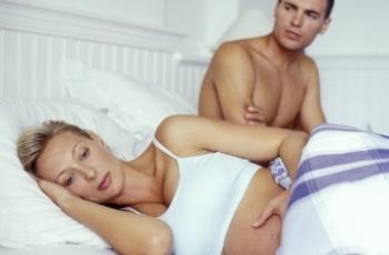 Секс во время беременностиза или против