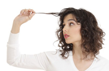 Секутся волосы врач