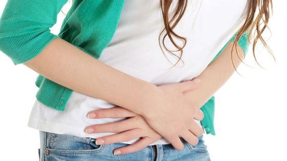 Боль в животе как признак появления новообразований в женских половых органах