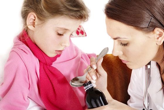 Препараты ребенку легче давать в виде сиропа