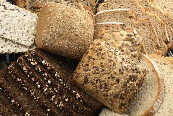 Разнообразие отрубного хлеба
