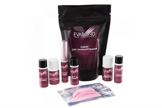 Eva Bond Beauty Collection для окрашивания и ухода за бровями