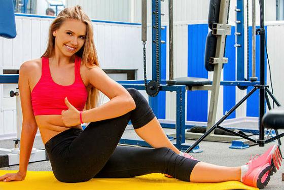 Спортивные тренировки ускорят процесс похудения