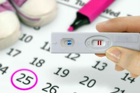 Календарный способ определения овуляции и начала прогестеронового периода