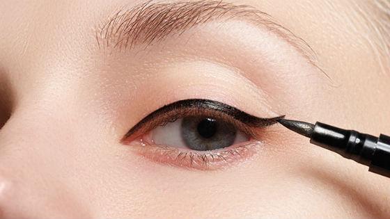 Миндалевидная форма глаз практически не нуждается в коррекции