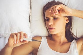 Повышается ли температура тела от секса
