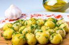 Варианты похудения на картофеле