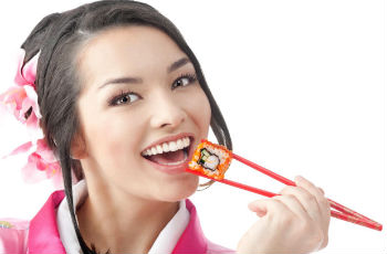 стул японской диете на