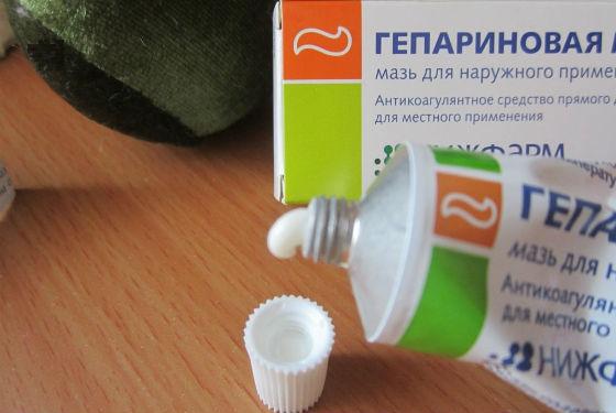 Гепарин используется в народной косметологии для омоложения