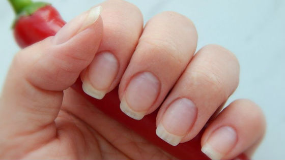 Маски с красным перцем для укрепления и восстановления ногтей
