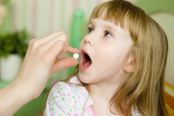 Лечение недостатка витаминов у детей приемом синтетических комплексов