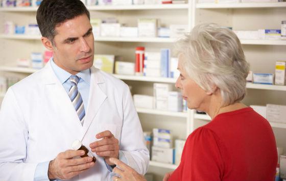 Фармацевт советует средство для облегчения симптомов менопаузы