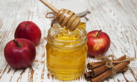 Рецепт разгрузки с корицей медом и яблоками