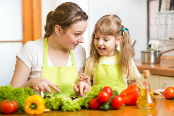 Питание играет огромную роль в формировании здоровья